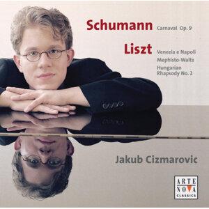 Schumann/Liszt: Piano Recital
