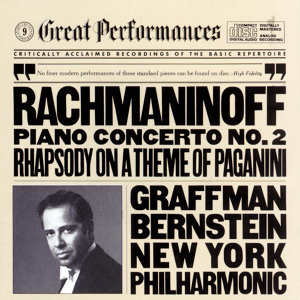 Rachmaninoff: Concerto No. 2 in C minor for Piano and Orchestra, Op. 18, and Rhapsody on a Theme of Paganini, Op. 43