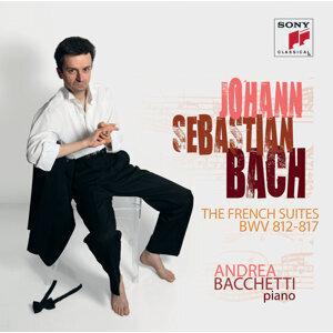 Johann Sebastian Bach French Suites BWV 812-817