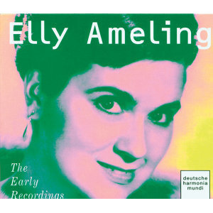 Elly Ameling Edition/4 CD Slipcase Box