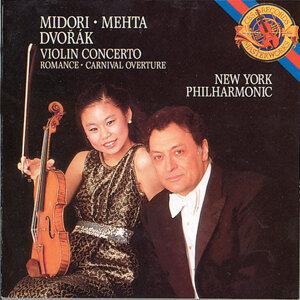 Dvorák: Violin Concerto, Romance and Carnival Overture