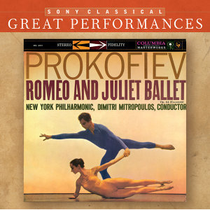 Prokofiev: Romeo and Juliet Ballet (Excerpts); Lieutenant Kijé Suite; Mussorgsky: Night On Bald Mountain [Great Performances]