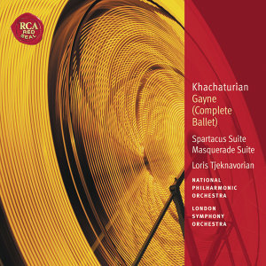 Khachaturian: Gayne: Classic Library Series