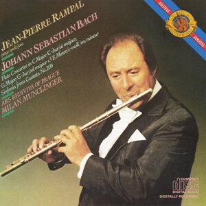 Bach: Flute Concertos