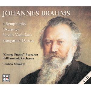 Johannes Brahms: Symphonies No. 1 - 4