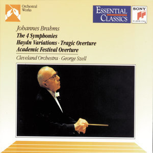 Brahms: Symphony No. 1, Variations on a Theme by Haydn & Five Hungarian Dances, Symphonies Nos. 2 & 3 and  Symhony No. 4
