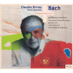 Bach: Piano & Harpischord Music