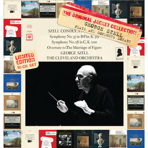 George Szell Plays and Conducts Mozart (Original Jacket Collection)