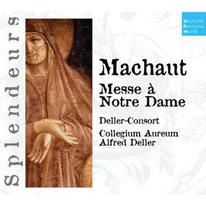 DHM Spendeurs: Machaut:Messe Nostre Dame à 4