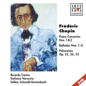 Chopin: Piano Concertos Nos. 1& 2