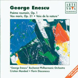 Enescu: Poème Roumain/Vox Maris/Voix De La Nature