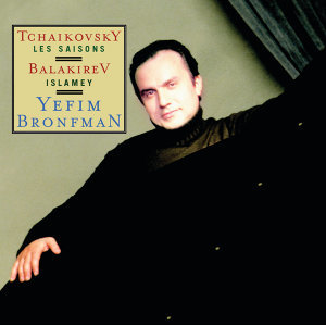 Tchaikovsky: The Seasons, Op. 37b, Balakirev: Islamey