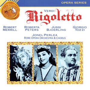 Verdi: Rigoletto Gesamtaufnahme