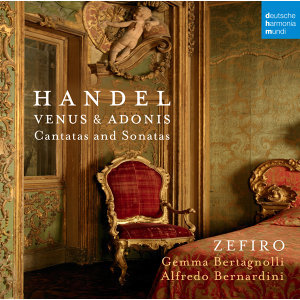 Handel Venus & Adonis - Cantatas & Sonatas