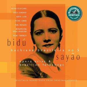 MASTERWORKS HERITAGE: Bidú Sayão