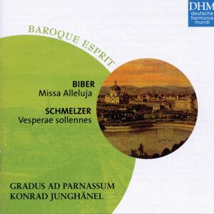 Biber, Schmelzer: Missa Alleluija/Vesperae Sollennes