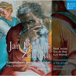 Zelenka: Magnificat & Lamenti