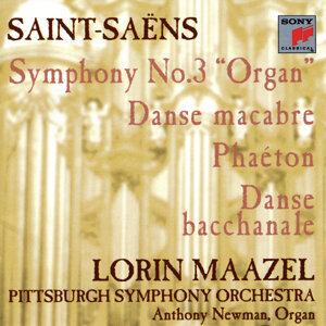 Saint-Saëns: Symphony No. 3 in C minor; Phaéton; Danse macabre; Danse bacchanale