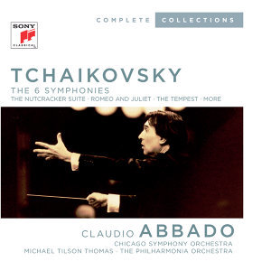 Tchaikovsky: Complete Symphonies; 1812 Overture, March Slave; Romeo and Juliet Concert Overture; Nutcracker Suite