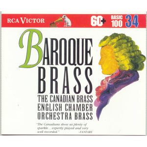 Baroque Brass, Basic 100 Vol.34