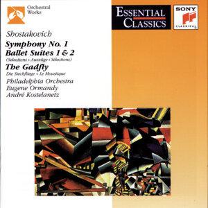 Shostakovich: Symphony No.1; other short works