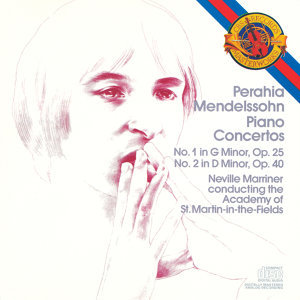 Mendelssohn:  Concertos for Piano and Orchestra No. 1 & 2