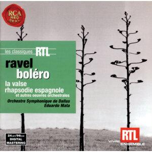 Ravel: Bolero, La Valse, Rhapsodie Espagnole Et Autres Oeuvres Orchestrales