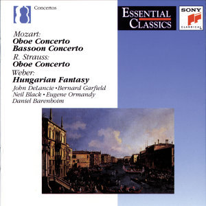 Mozart/Strauss/Weber: Oboe Concertos; Bassoon Concerto; Andante e Rondo
