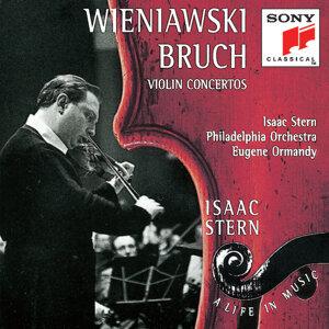 Wieniawski/Bruch/Tchaikovsky:  Violin Concertos