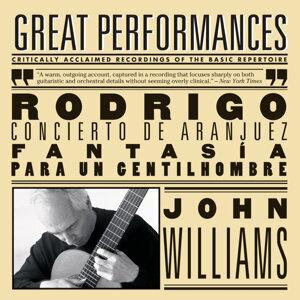 Rodrigo: Concierto de Aranjuez, Fantasía para un gentilhombre; Albeniz