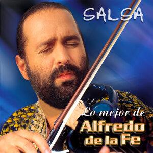 Lo Mejor de Alfredo de la Fe - Salsa