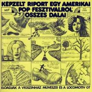 Képzelt riport egy amerikai pop-fesztiválról összes dalai - Harmincéves vagyok