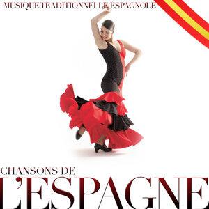 Musique traditionnelle espagnole. Chansons de l'Espagne