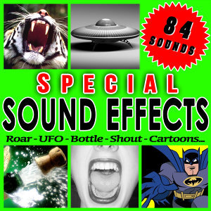 84 Scary Sounds for Children. Kids Halloween Party
