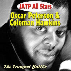 Jatp All Stars Feat. Oscar Peterson & Coleman Hawkins - The Trumpet Battle