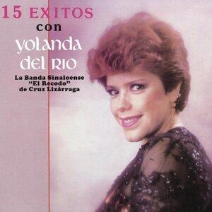 """15 Éxitos Con Yolanda del Río Con la Banda Sinaloense """"El Recodo"""" de Cruz Lizárraga"""