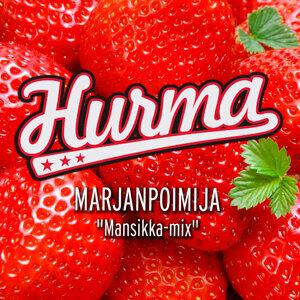 Marjanpoimija - Mansikka-mix