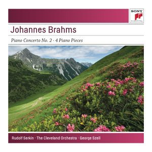 Brahms: Piano Concerto No.2 & 4 Piano Pieces, Op. 119