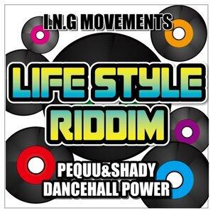 DANCEHALL POWER (LIFE STYLE RIDDIM) -Single