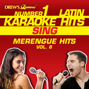 Drew's Famous #1 Latin Karaoke Hits: Sing Merengue Hits, Vol. 6