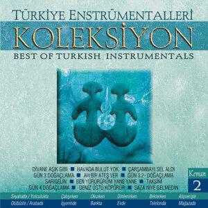 Türkiye Enstrümentalleri- II (Keman)
