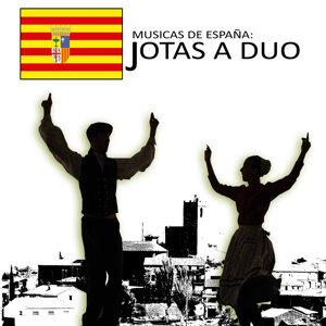 Musicas de España: Jotas a Duo