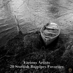 20 Scottish Bagpipe Favourites