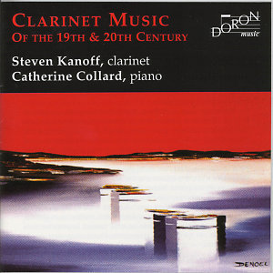 Clarinet Music of the 19th & 20th Century