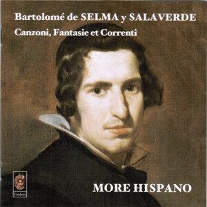 Bartolomé de Selma y Salaverde. Canzoni, Fantasie et Correnti.