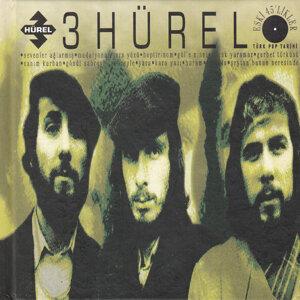 3 Hürel Eski 45'likler Türk Pop Tarihi