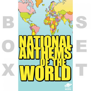 National Anthems of the World Box Set