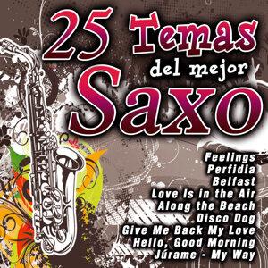 25 Temas del Mejor Saxo
