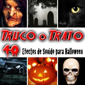 Truco o Trato. 40 Efectos de Sonido para Halloween