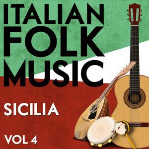 Italian Folk Music Sicilia Vol. 4